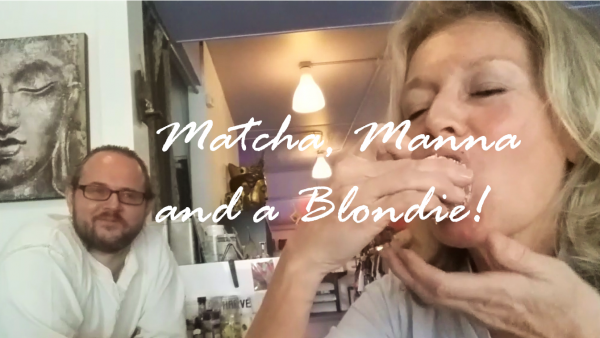 Match Manna and a Blondie