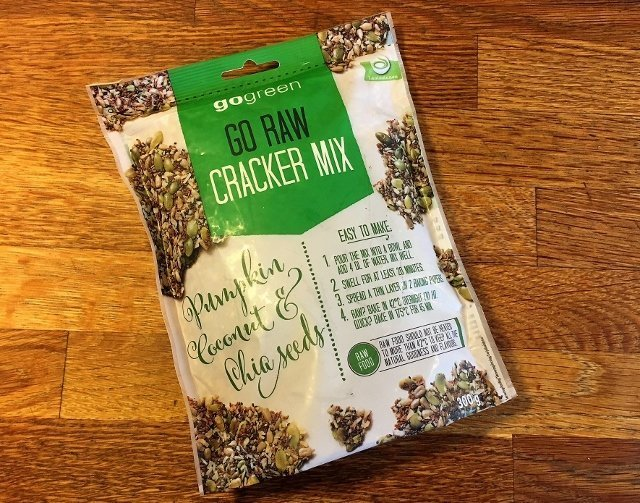 Go Raw Cracker Mix